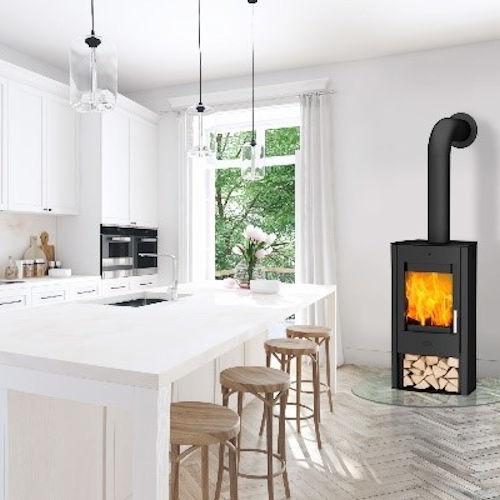 Fireplace TUVALU 2